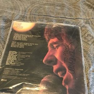 john mayall lots of people AUTHENTIC signed LP